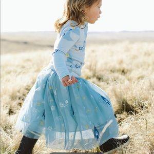 HA Disney Frozen pajamas and skirt set